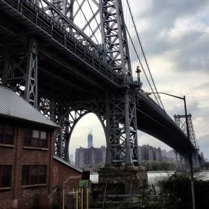 New York City - World Trade Tower - Manhattan Bridge - Brookyln, NY