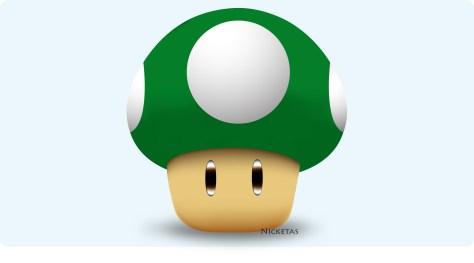 green-mushroom-by-nicketas-signed-finalframe