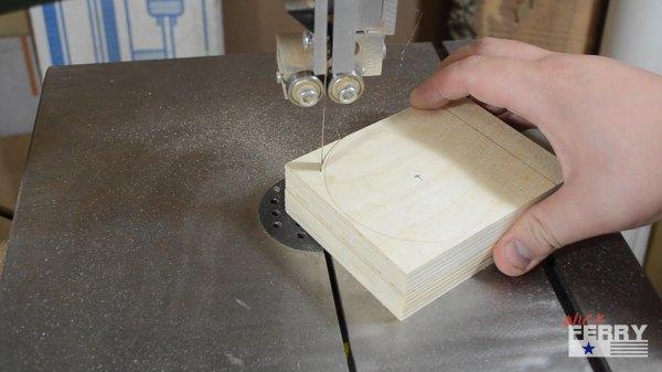 Kraft Paper Holder Workbench Ep77