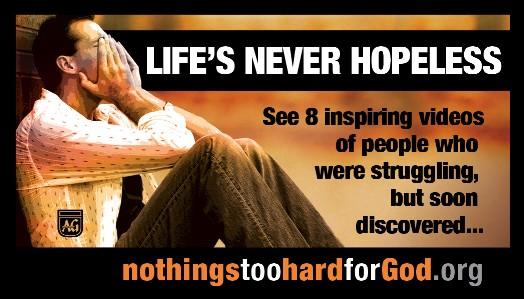 Christ for the Hopeless