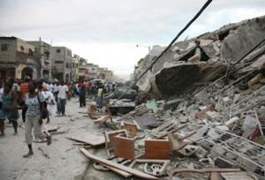 Damage from the Haiti Earthquake