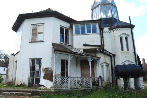 Barnhill Brampford Speke  Nick Gilbert Scott  Architect