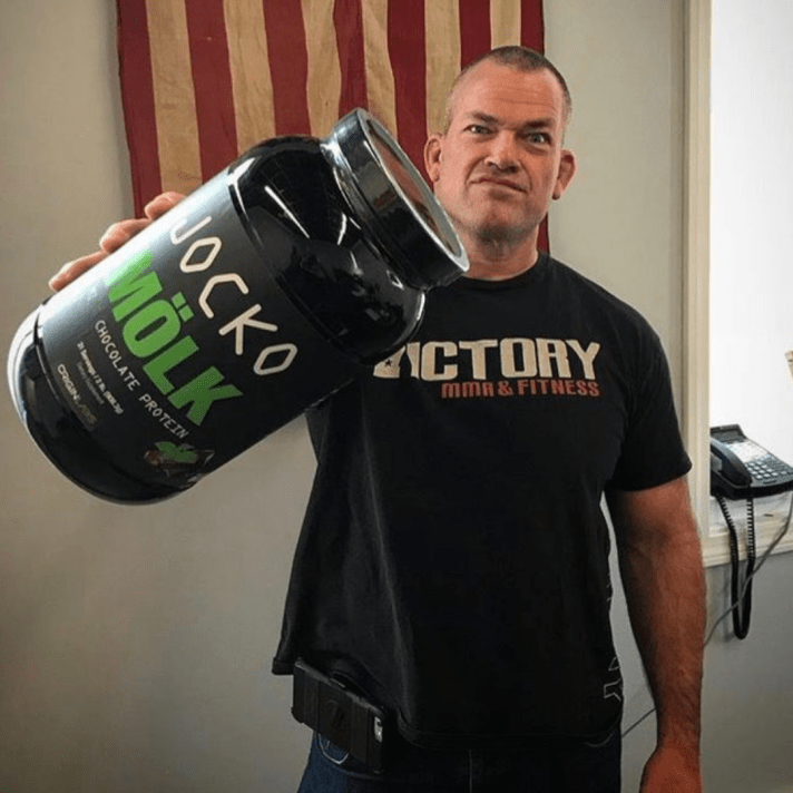 Jocko Willink Bio supplements Victory MMA and Fitness