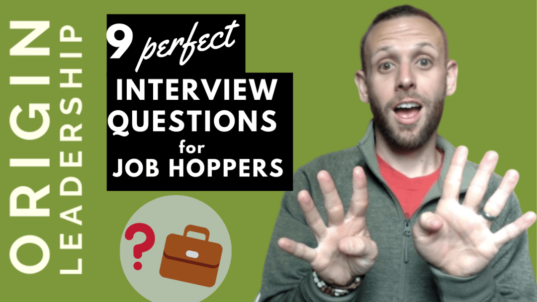 interview questions for job hoppers youtube thumbnail