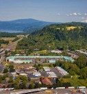 Troutdale aerial photography