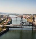 Portland aerial photographer