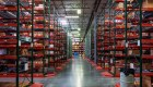 warehouse real estate photography