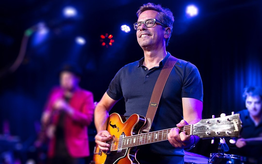 Nick Heyward Live at the Water Rats – tonight on Vintage TV