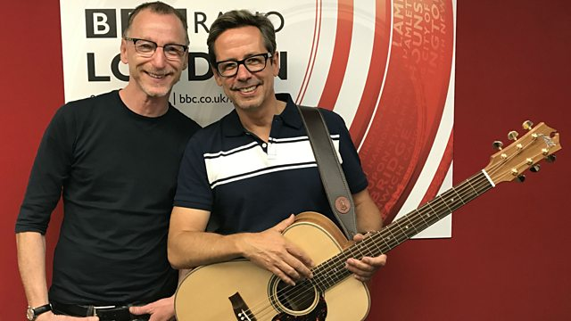 12 Aug 2017: My London with Gary Crowley on BBC Radio London