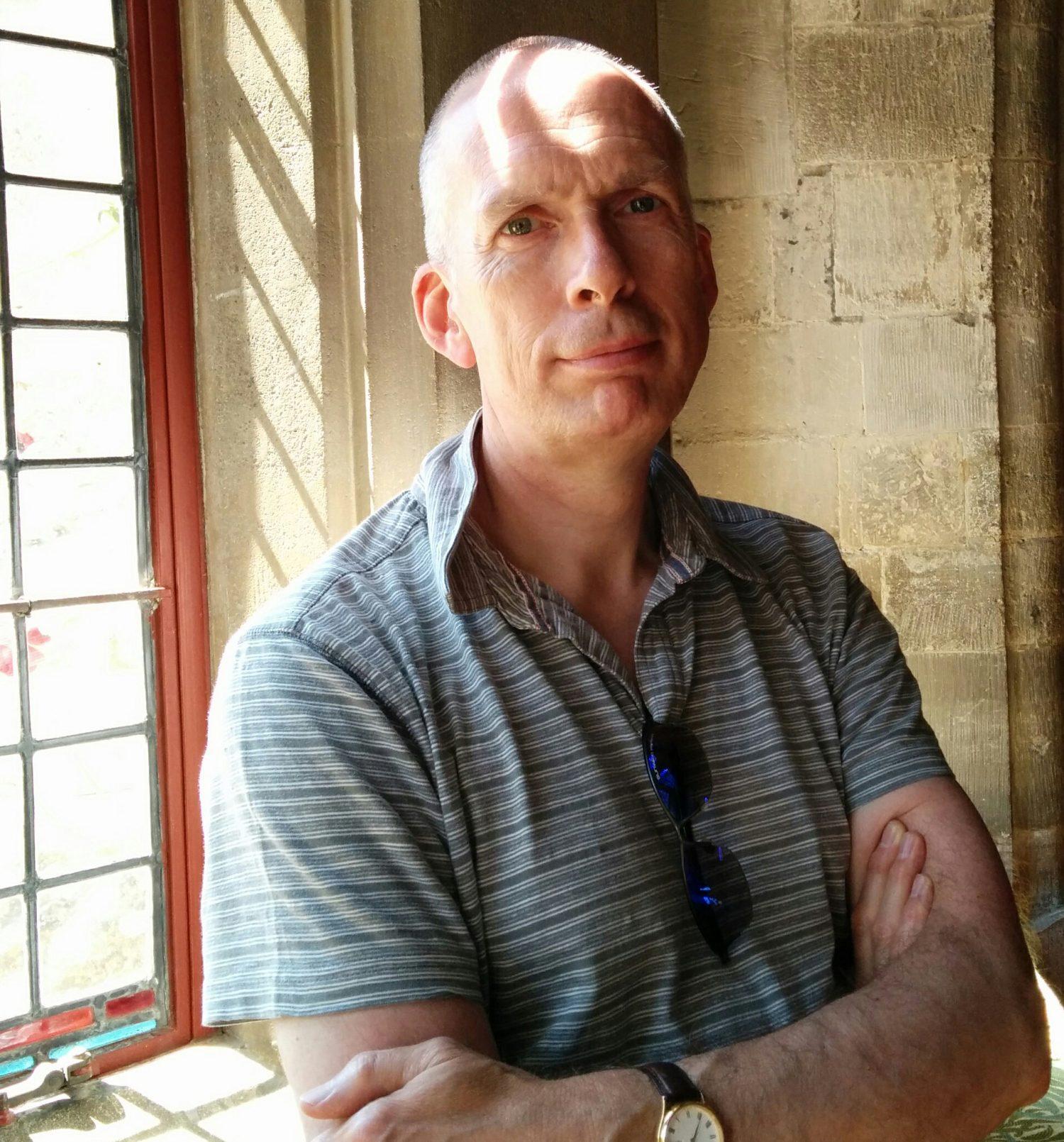 Nick Houghton, organist