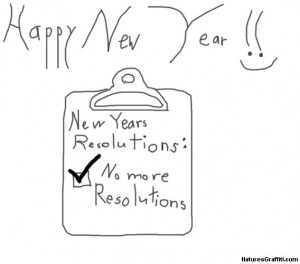 New Years Resolutions Category