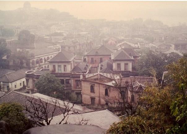 Gulangyu, foggy 001