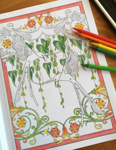 Adult Coloring Books Are Everywhere These Days Theyre On The Front Tables Of Book Stores And Art Shops Amazons Best Sellers List Just A Few