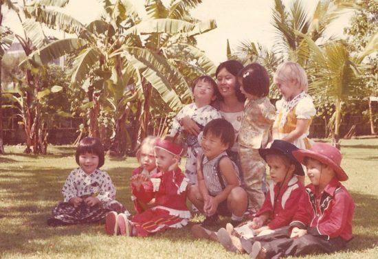 UN Day, Makati International Nursery School
