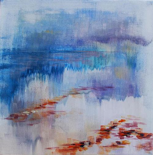 Lewis Landscape I - Nicki MacRae