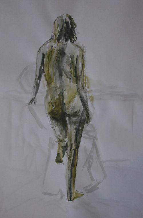 Female Figure - Nicki MacRae, 2011