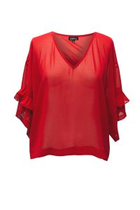 Sweet Treat Top in Red
