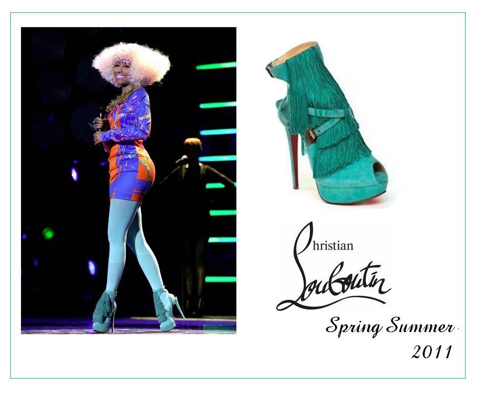Nickiminajweekly Nicki Minaj's Weekly Fashion Trends