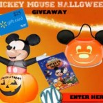 Mickey Mouse Halloween Giveaway – Over