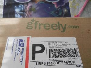 Gfreely box