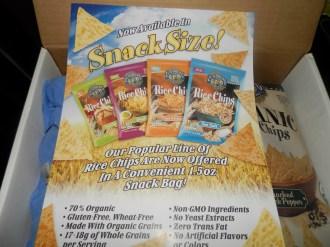Chips flyer