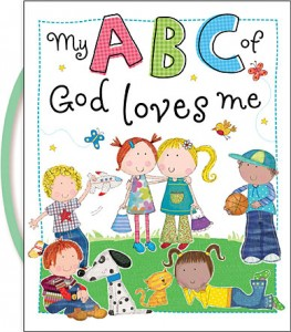 My ABC of God Loves Me Review