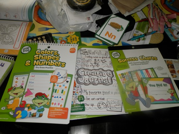 Leap Frog Paper Products