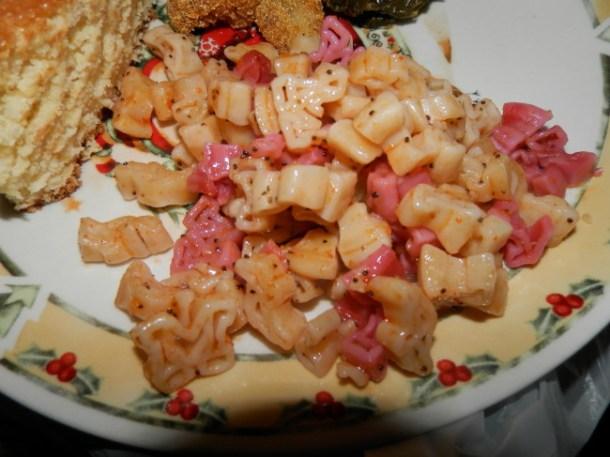 Maryland Terps Pasta Salad
