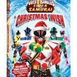 Power Rangers Super Samurai: A Christmas Wish