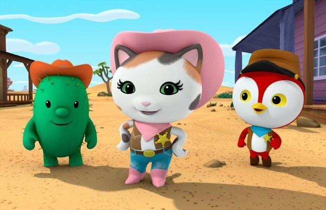 New Disney Junior Series Sheriff Callie's Wild West Coming Soon