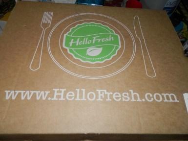 Helloo Fresh Box