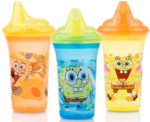 Dual-Flo™-Nickelodeon™-Printed-Hard-Spout-Cup