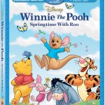 Winnie the Pooh: Springtime with Roo Released Today