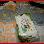 Nuby 3 Stage Teether Set Review