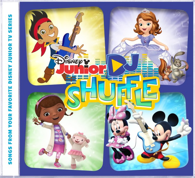 Disney Jr Compilation CD Set to Release & Cool Opportunity for Kids