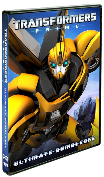 Transformers Prime: Ultimate Bumblebee DVD Review