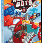 Transformers Rescue Bots: Heros on the Scene Releases 3/18