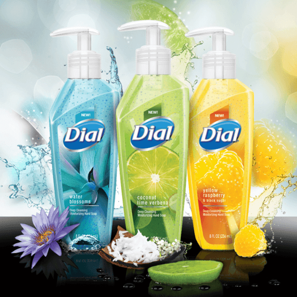 Dial Deep Cleaning Hand Soap Review