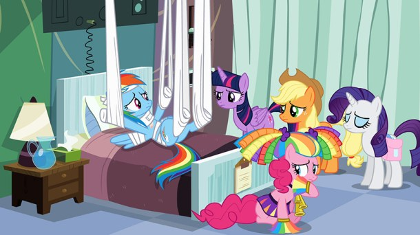 mlp dash still 9