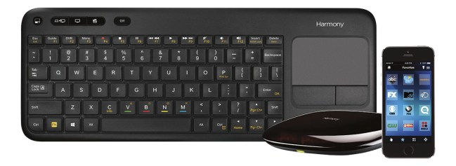 One Touch Viewing with Logitech Harmony from Best Buy #HarmonySmartKeyboard