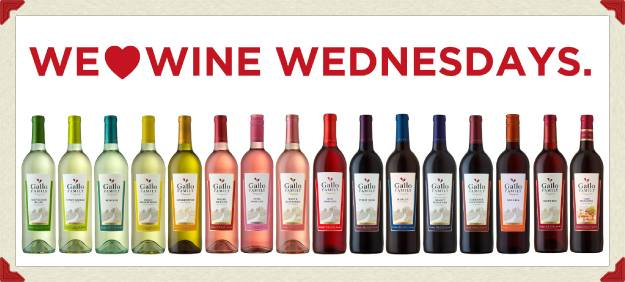 Celebrate National Moscato Day with Gallo Family Vineyards