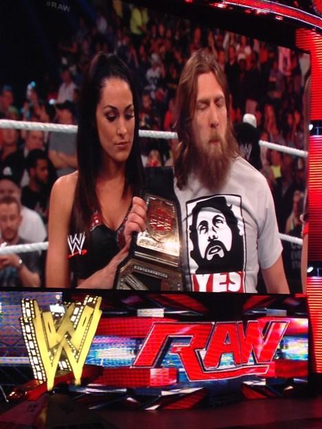Daniel Bryan, The Shield, John Cena & Our WWE Raw Experience