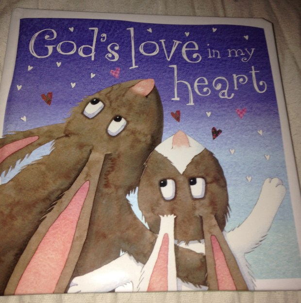 God's Love In My Heart Book Review