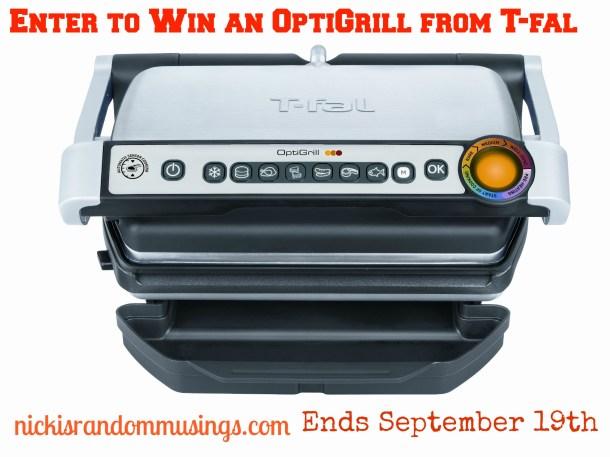 OptiGrill contest