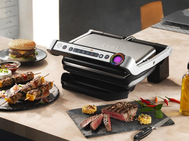 Introducing the T-fal OptiGrill