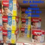 Get A SureFit with Huggies Snug & Dry Diapers #Sponsored #MC