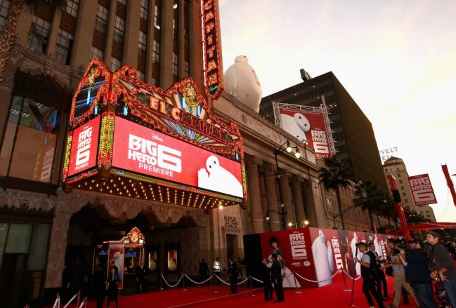 My Big Hero 6 Red Carpet Experience #BigHero6Event