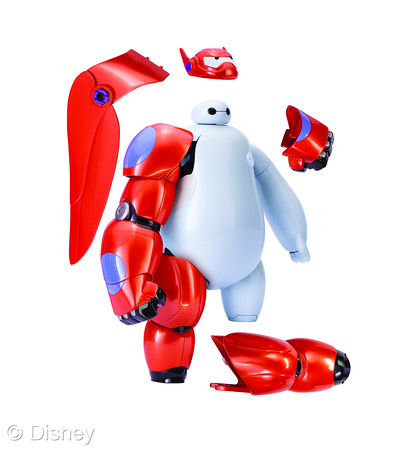 Armor Up Baymax, Give the Gift of Big Hero 6