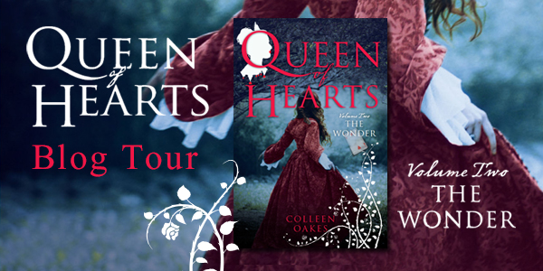 Queen of Hearts The Wonder Blog Tour