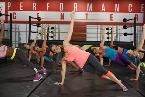 Get Fit with WWE Stephanie McMahon and Triple H